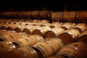 Vandenberg Wines Barrels